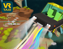 VR TAXI - Game