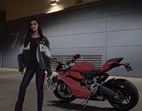 Monica/ Biker