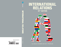 INTERNATIONAL RELATIONS -Illustration & Graphic Design