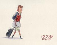Sorocaba | 2014-2015 | Sketches - parte 1