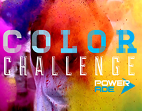 Powerade / Botella Color