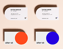 Alterist / Branding