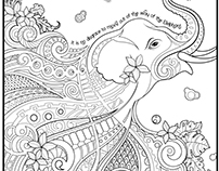 Elephant to Colour