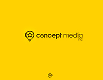 Concept Media Inc Logo Presentation
