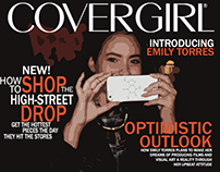 Self Portrait Magazine Cover