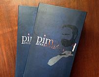 PIMP by Shashank Gupta - Bookcover