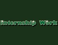 Internship Work