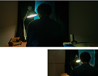 Predestination / Film Still Recreation
