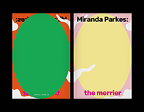Miranda Parkes: the merrier - Book