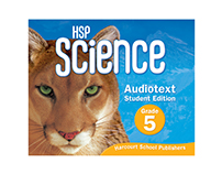 Science Audiotext Packaging