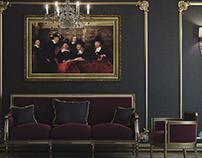 Sala Rembrandt | Living Room Rembrandt