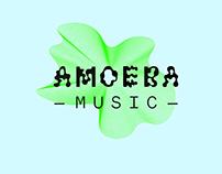 Amoeba Music Rebrand