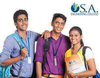 SA Engineering College Online Advertising