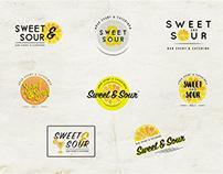 Sweet & Sour Bali - Logo Design