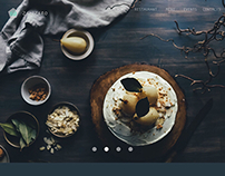 Zenzero - Restaurant Concept Design - FREE DOWNLOAD