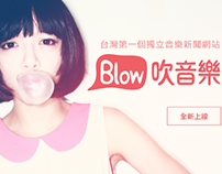 2015 Blow Media - Opening Concept AD