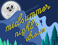 Poster for Midsummer Night's Dream