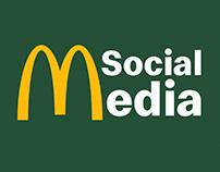 Social Media McDonald's Germany 2019/20