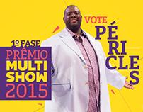 Divulgação Prêmio Multishow 2015