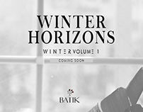 Winter Horizons by BATIK