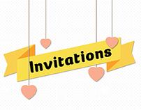 Invitations - הזמנות