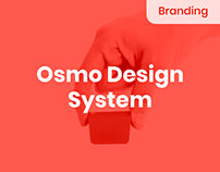 Brand Identity Design System for Osmo