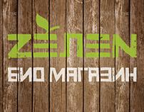 Zelen bio shop