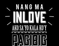 Stupid Love Typography