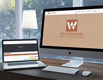 The Warehouse Website Design