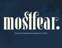 Mostfear - Classic Serif Font