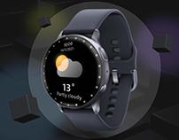 Smartwatch WeatherApp