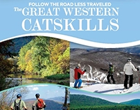 GREAT WESTERN CATSKILL: Guide & Collateral