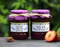 PRODUCT DESIGN &PHOTOSHOOT - Homemade Jam
