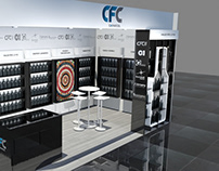 STAND C.F.C. CAFARCOL, ANDINA PACK 2017
