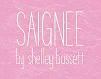 Saignee Sans-Serif Font