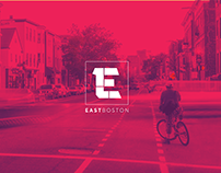 EAST BOSTON / Visual Identity Proposal
