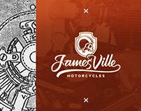 JAMES VILLE: IDENTITY