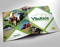 Vila Rica Planejamento Agropecuário - Pasta