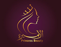 Princess Beauty Center Logo