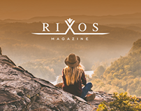 Rixos Hotels Magazine Web Design