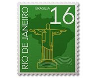 Stamps of the cities