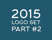 LogoSet 2015 PART #2