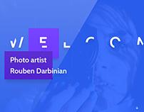 Portfolio - Photo artist - Photographer - Landing