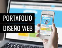 Portafolio diseños web