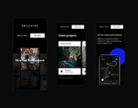 Skillhire - Talent network. UI/UX