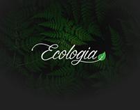 Ecologia - Web app