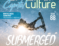 Capital Culture, August 2016, Issue 88