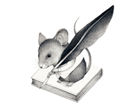 • Ratón de biblioteca •
