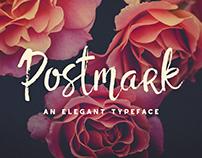 Postmark Wedding Font