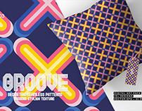 Groove-Geometric Seamless Patterns 03